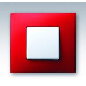 27771-66 27 Neos Рубиновый Рамка 1 пост. Neos
