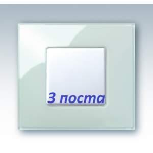 27773-32 27 Neos Салатовый Рамка 3 пост. Neos